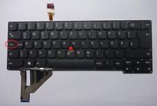 Tastatur IBM Lenovo ThinkPad Carbon X1 X1C 2014 Backlit Keyboard QWERTZ