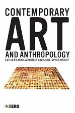 Contemporary Art and Anthropology (2006, Paperback)