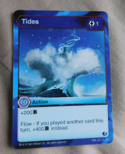 BAKUGAN Battle Brawlers Battle Planet TIDES  ACTION Card 24_CO_BB