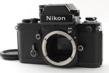 **Excellent+++++** Nikon F2 Photomic AS SLR Film Camera Black Body fr Japan-#607