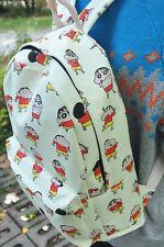 "Crayon Shin-chan big head 15"" backpack shoulder bag laptop bags Big AZ12 NEW"