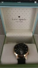 NWT Kate Spade New York Grand Metro Hybrid Women's Smart Watch