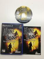 Playstation 2ps2 Alone In The Dark