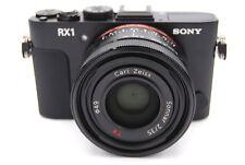 Sony Cyber-shot DSC-RX1 24.3MP Digital Camera - Black