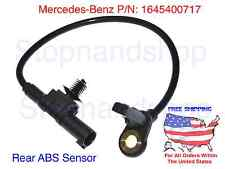 New ABS Wheel Speed ANTI-LOCK BRAKE Sensor Rear Driver Left or Passenger Right