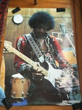 Jimi Hendrix poster: Uk 2005 by Gb eye #Flo338