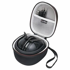 LTGEM EVA Hard Case for Peltor Sport Tactical 300 & 500 Electronic Hearing Prote