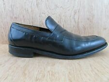 Vintage Allen Edmonds Sutton Black Loafers Shoes Size 11 B Narrow