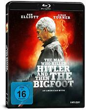 The Man Who Killed Hitler and Then The Bigfoot (Sam Elliott) Blu-ray NEU + OVP!