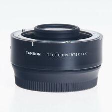 Canon Tamron AF Teleconverter 1.4x for EF EOS Lenses TCX14C700