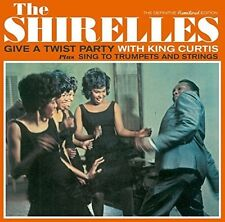 The Shirelles - Give a Twist Party with King Curtis / Sing to [New CD] Bonus Tra