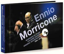 Morricone Ennio Musiche Da Film Colonne Sonore 1964-2015 Box 18 Cd + Libretto