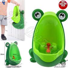 FROG KIDS POTTY Toilet Training Children Urinal For Boys Pee Trainer Funny Bath