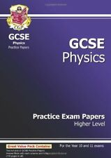 GCSE Physics Practice Exam Papers - Higher (A*-G course),CGP Books