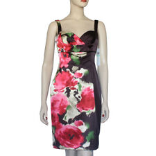 Maggy London Floral Rose Dress New Size 8