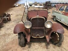 BUICK 1930 MARQUETTE ROADSTAR BUILT BY GMH  65% COMPLETE 1 OF 40 MADE $5500o.n.o