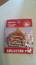 San Francisco 49ers vs Seahawks Levi's Stadium Exclusive Season 2014 Pin