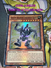 OCCASION Carte Yu Gi Oh GOLEM ROUAGES ANCIENTS TOON DRL2-FR022