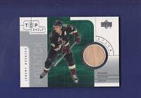Jeremy Roenick 2001-02 Upper Deck Hockey ''Top Shelf'' Stick #S-JR