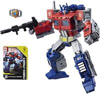 NEW SEALED Transformers POWER OF THE PRIMES LEADER CLASS OPTIMUS PRIME (RARE)