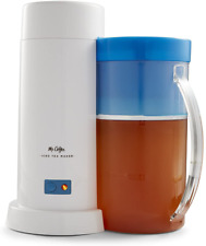Iced Tea Maker Cold Coffee Machine For Frozen Drinks for Loose or Bagged 2-Quart