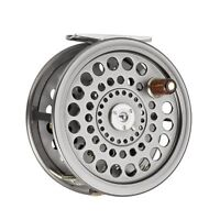 "Hardy Duchess 3 1/4"" Fly Reel - NEW - Free Fly Line"