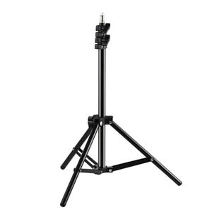 PULUZ 1.1m Height Tripod Mount Holder for Vlogging Video Live Broadcast Ring NEW