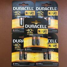 10 X Duracell mn9100 N e90 1.5 V Battery lr1 alcalines Batteries Longest Expiry