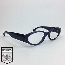 EMPORIO Armani Occhiali Blue Cornice Ovale rectangl mod: 579-S 223