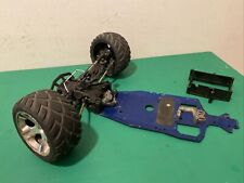 Traxxas JATO 3.3 Used Chassis RC Parts lot READ!