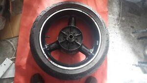 Suzuki GSXR 750 SRAD 1996 Rear Wheel