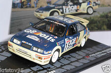 FORD SIERRA COSWORTH RS #15 CUNICO SGHEDONI TOUR DE CORSE 1989 IXO ALTAYA 1/43