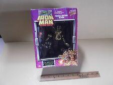 "Iron Man Aureus Golden Dragon 7""in Figure w/Fireball Spitting  Action Toy Biz"