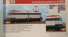 Acme 60458 Loc. E636.117 FS H0 Trenitalia Ep.VIBlu/grigio   A.C.M.E.