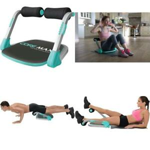 Home Gym Abs and Total Body Fitness Workout Cardio Exercise Machine Training
