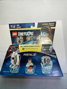 Lego Dimensions Portal 2 Level Pack Sealed New 71203 FREE SHIPPING