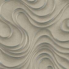 Marburg Vliestapete Evolution by Luigi Colani 56322 Grafik Wellen Struktur Glanz