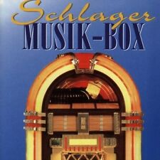 Schlager Musik-Box (Alpana) Howard Carpendale, Ibo, Ireen Sheer, Henry .. [2 CD]
