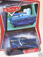 DISNEY CARS WALMART 4 PACK SARGE SALLY RAMONE MATER RARE!