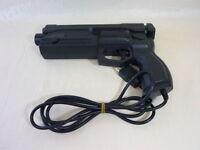 """Sega Saturn GUN CONTROLLER Virtua Cop HSS-0122 """"Work for CRT TV Only"""" ss"""