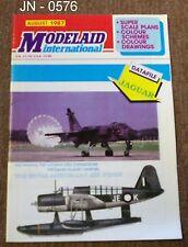 Modelaid International - August - 1987