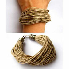 LeinenArmband aus Leinen, Armband, 20 cm NEU*