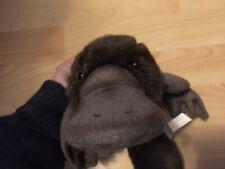 Nwt Hansa Plush Stuffed Animal Platypus