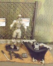 GI JOE Resolute Battle Set Snake Eyes v51 ninja commando 2010 action figure