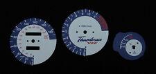 YAMAHA THUNDERCAT / Thunderace YZF600 YZF1000 BIANCO GHIERE (alta qualità)