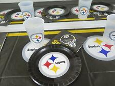 Pittsburg Steelers 49 piece party set