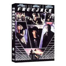 Freejack (1992) DVD - Emilio Estevez, Mick Jagger, Anthony Hopkins, GeoffMurphy
