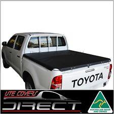 Toyota Hilux (April 2005-August 2015) J-Deck Dual Cab Ute Stretch Tonneau Cover