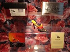 "Just The Right Shoe Raine Originals -"" Passion'S Flame "" 2001 New"