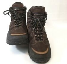 Ozark Trail Waterproof Hiking Boots Border ll Mens Size 13 Brown/Blk Lace up